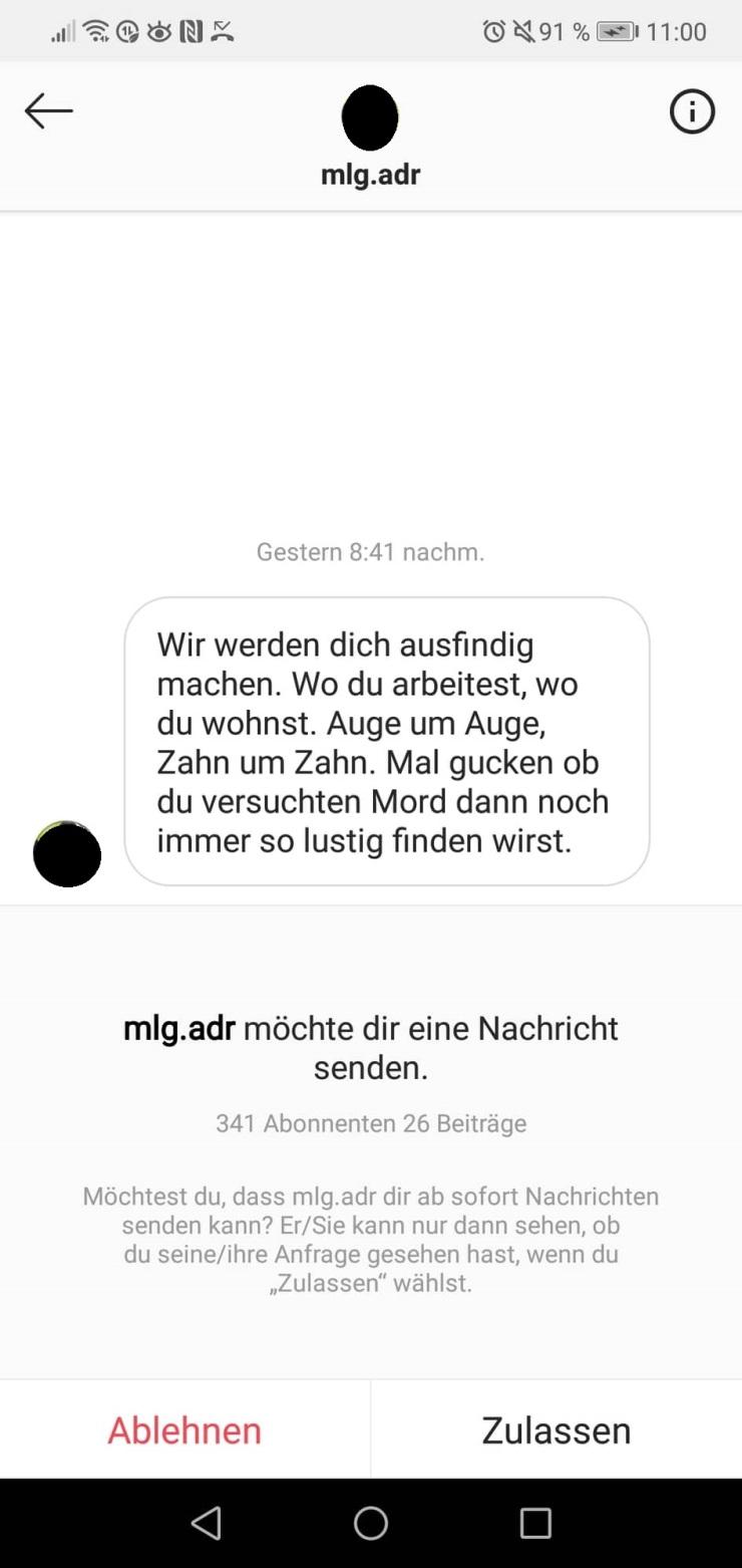 kracher-drohung7