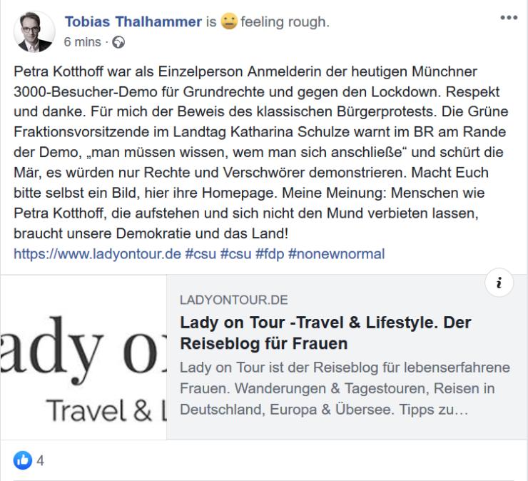 Screenshot Thalhammer